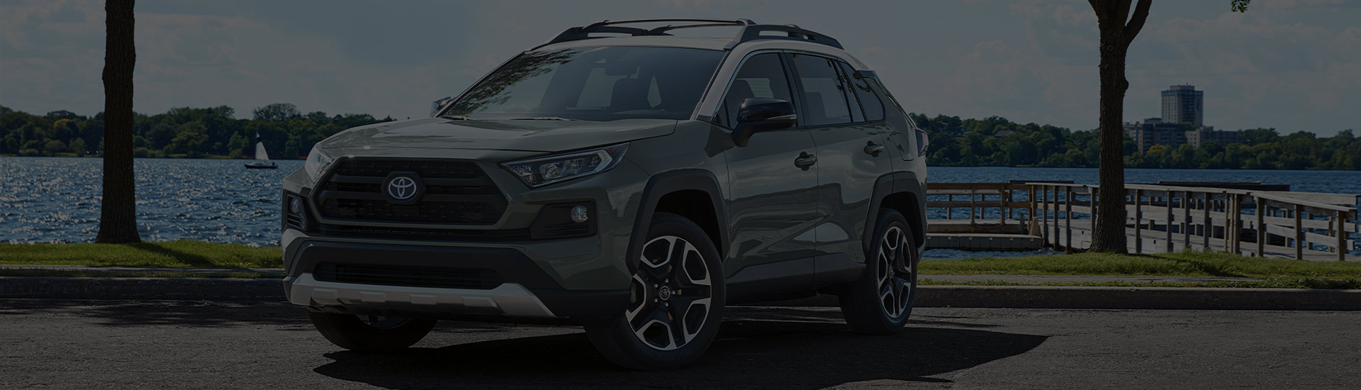 The 2019 Toyota RAV4 Is Available At Rivertown Toyota In Columbus, GA