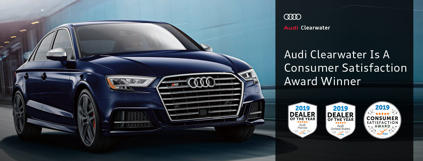 Crown Audi | Consumer Satisfaction Award Winner