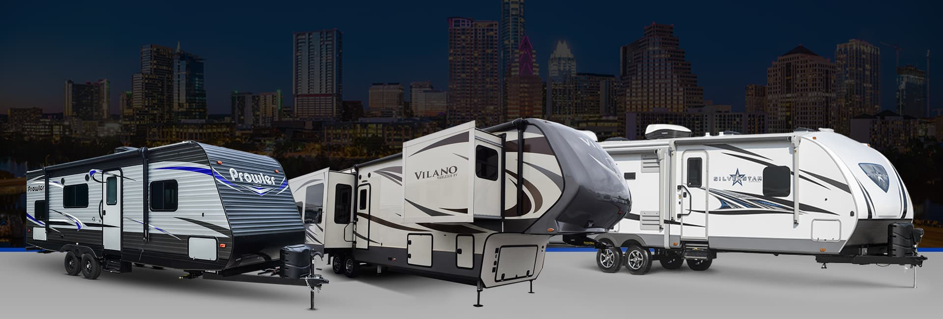Austin, TX RV Dealer | ExploreUSA RV Supercenter