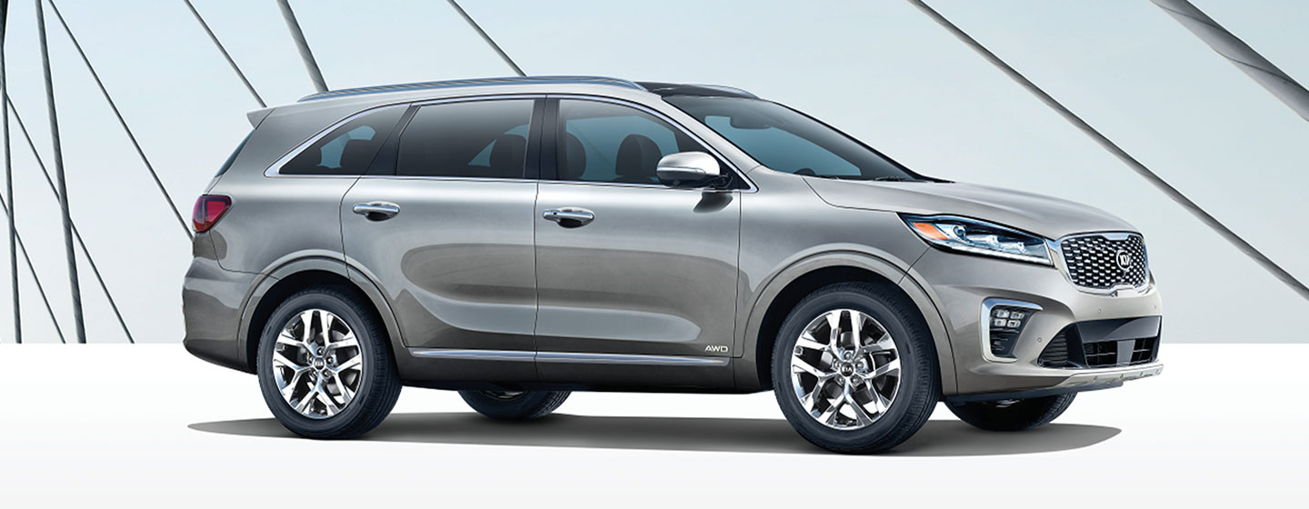 2019 Kia Sorento - available at our Kia dealership near Oklahoma City, OK.