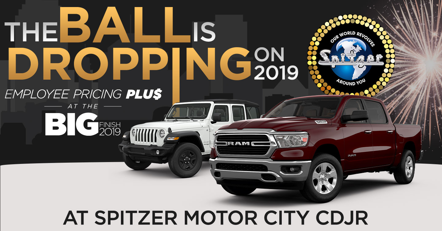 Spitzer Motor City CDJR Savings