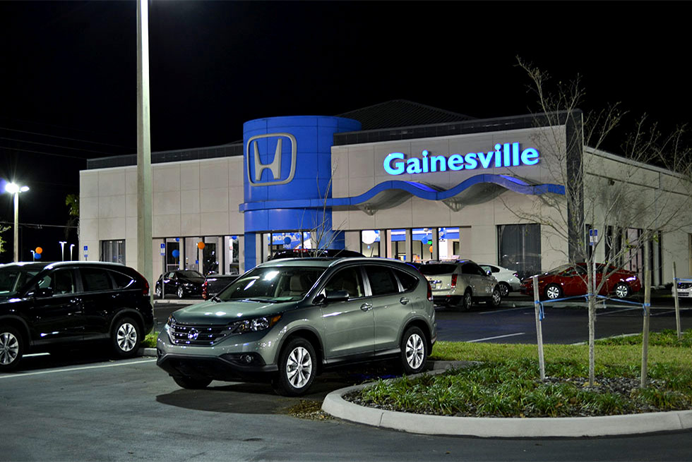 Your New Go To Honda Dealer In Gainesville, FL