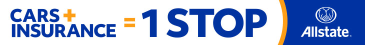 Cars + Insurance = 1 Stop | Allstate
