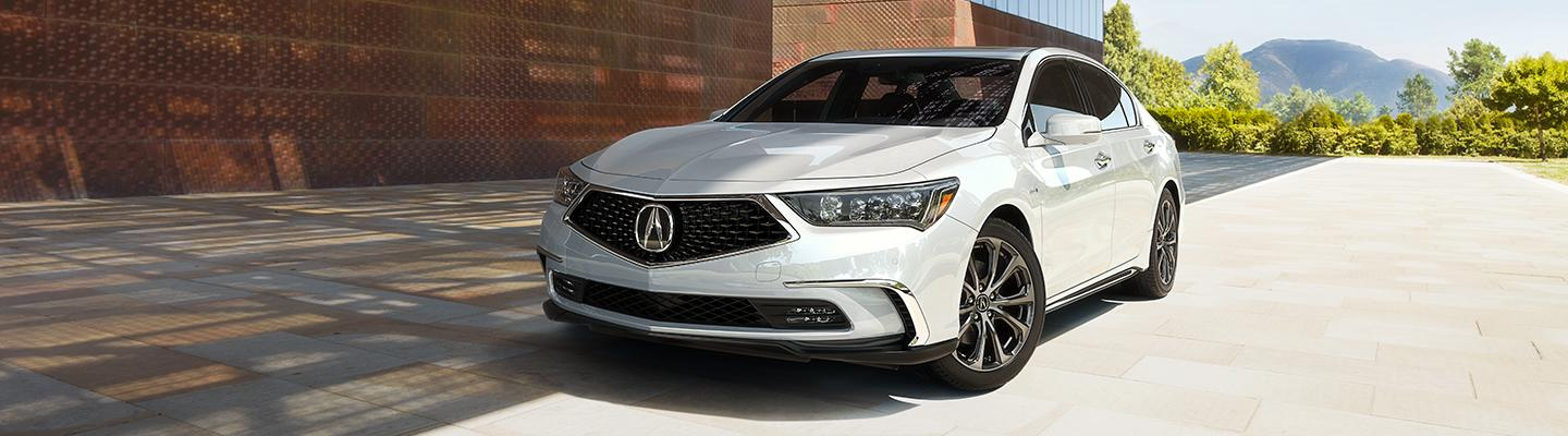 2020 Acura RLX Available at Spitzer Acura MacMurray Ohio