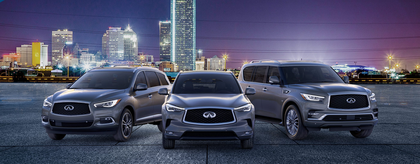 Bob Moore INFINITI has a large inventory of new & used cars in Oklahoma City, OK.