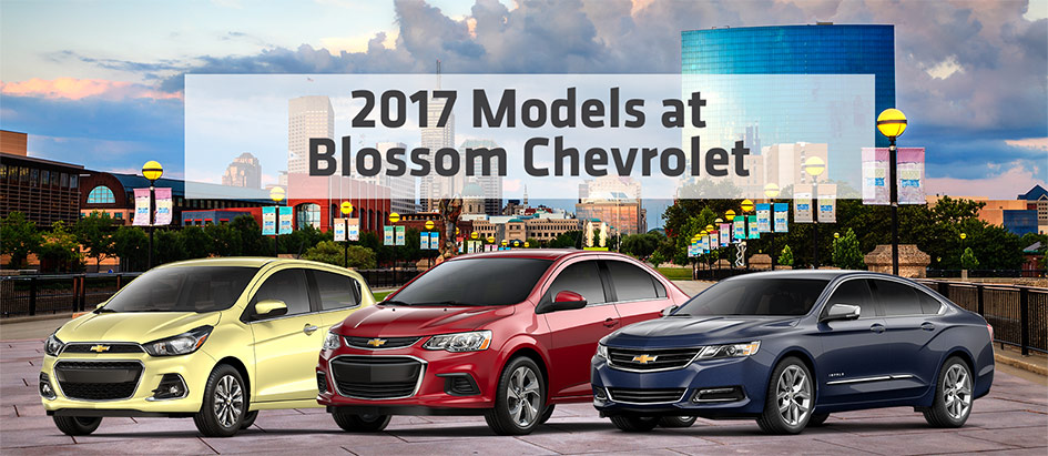 2017 Chevy Models In Indianapolis Blossom Chevrolet