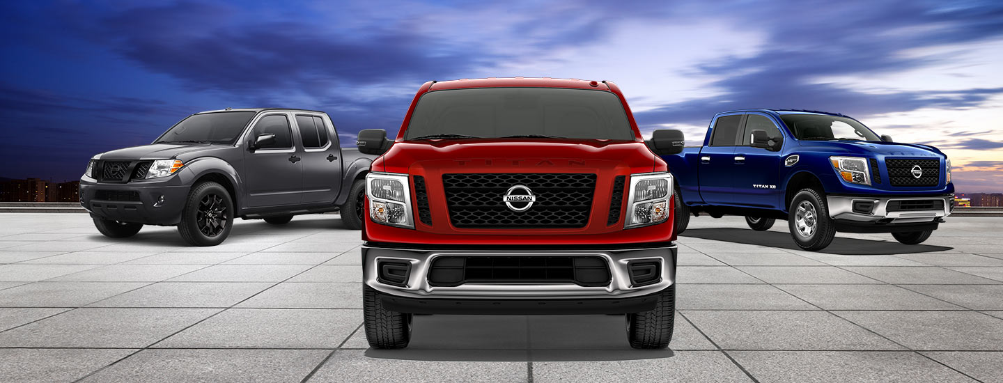 Explore a large selection of Nissan trucks available at Vaden Nissan Savannah