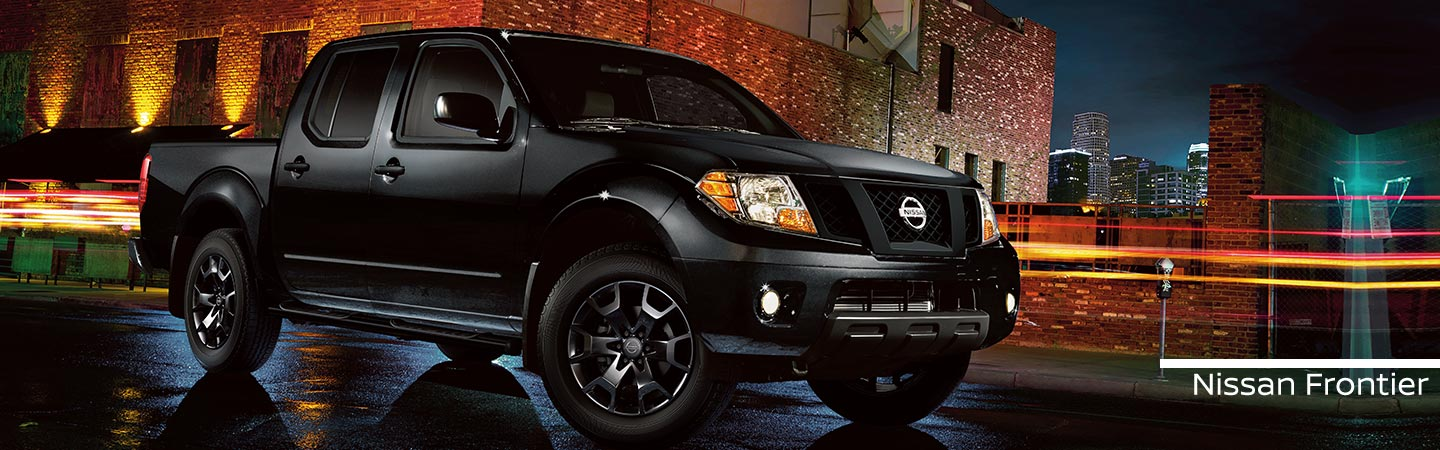 2019 Nissan Frontier available at our Nissan dealer in Savannah, GA
