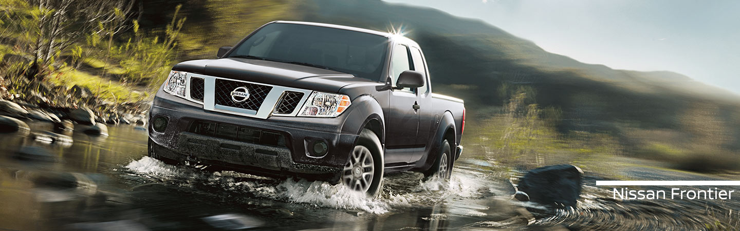 Explore the Nissan Frontier at our Nissan dealership in Savannah, GA