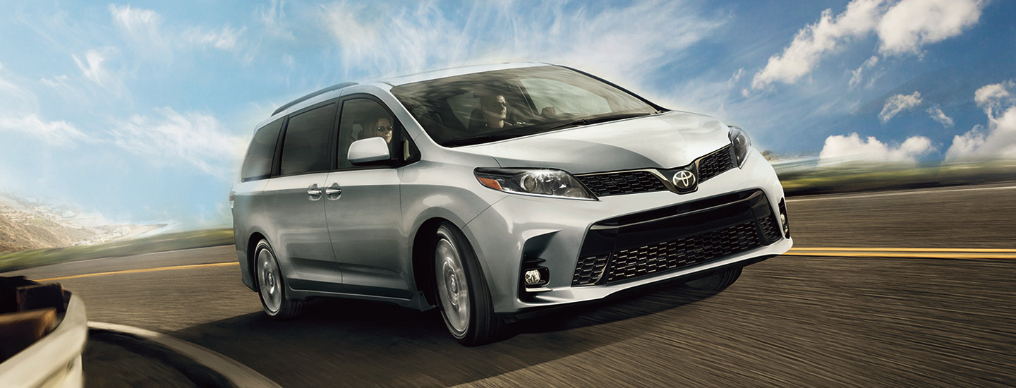 The 2020 Toyota Sienna is available at our Toyota dealership in Rock Hill, SC