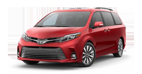 2020 Toyota Sienna Limited Premium AWD