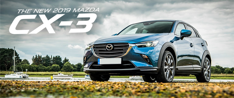 The 2019 Mazda CX-3 is available at Naples Mazda near Naples, FL