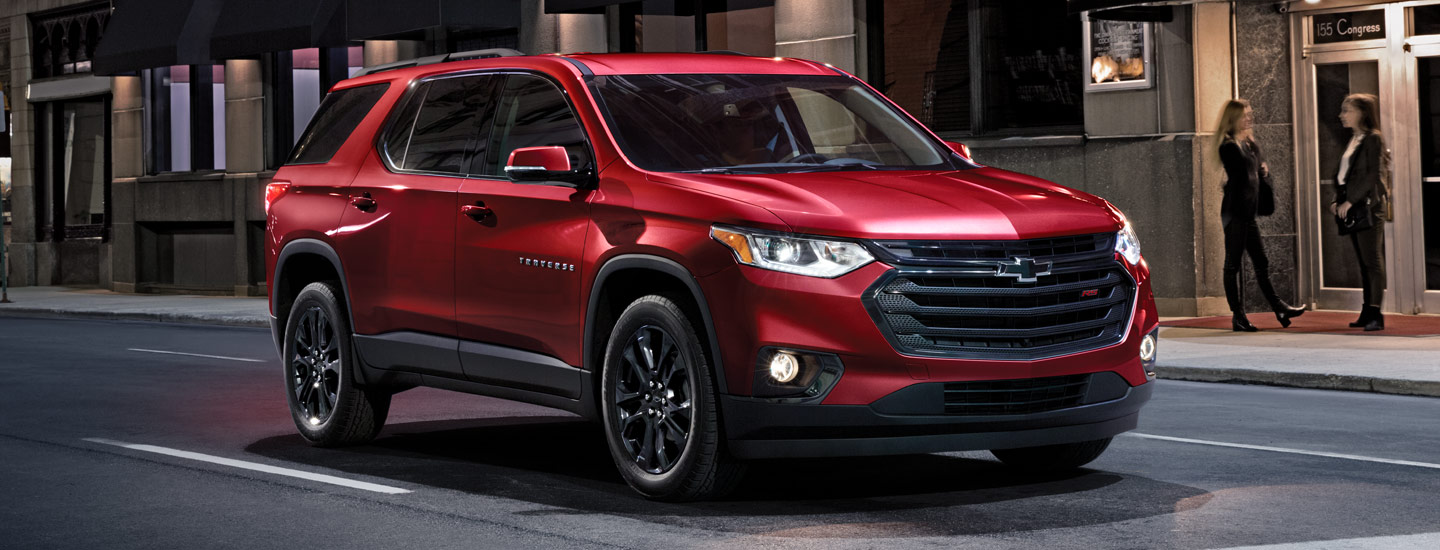 2020 Chevy Traverse Specs Features Lupient Chevrolet