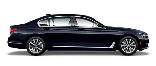 New BMW 7 Series at BMW of Columbia in Columbia, SC