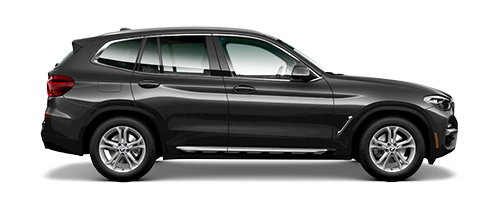 BMW X3 at BMW of Columbia in Columbia, SC