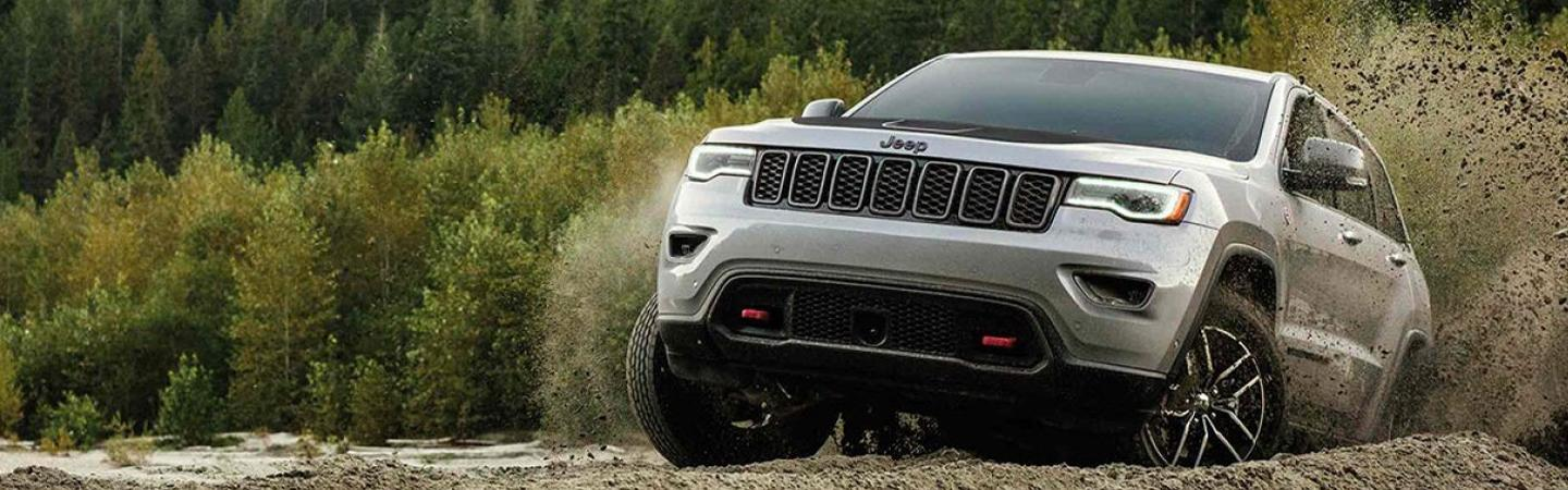 2020 Jeep Grand Cherokee for sale at Marlow Jeep dealer
