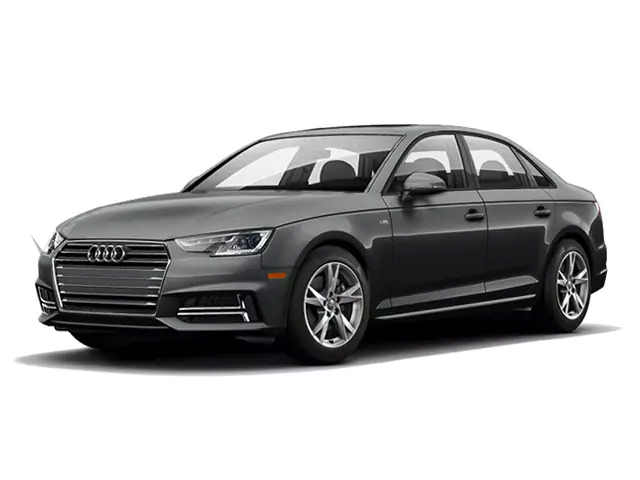 New Audi A4 at Crown Audi near Tampa