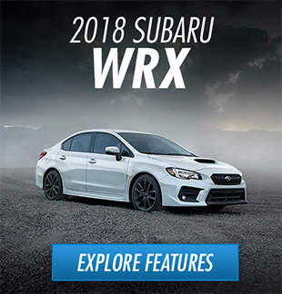 2018 SUBARU WRX FLAGSTAFF SUBARU ARIZONA FEATURES SPECIALS