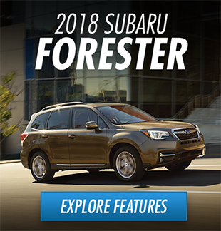 2018 SUBARU FORESTER FLAGSTAFF SUBARU ARIZONA FEATURES SPECIALS