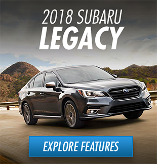 2018 SUBARU LEGACY FLAGSTAFF SUBARU ARIZONA FEATURES SPECIALS