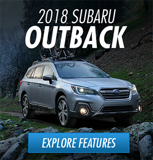 2018 SUBARU OUTBACK FLAGSTAFF SUBARU ARIZONA FEATURES SPECIALS