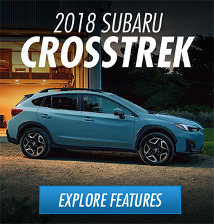 2018 SUBARU CROSSTREK FLAGSTAFF SUBARU ARIZONA FEATURES SPECIALS