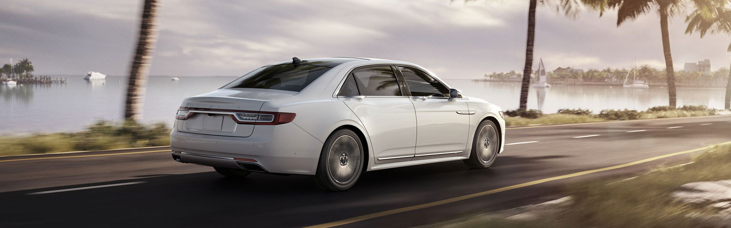 2019 Lincoln Continental in motion available at Coccia Lincoln