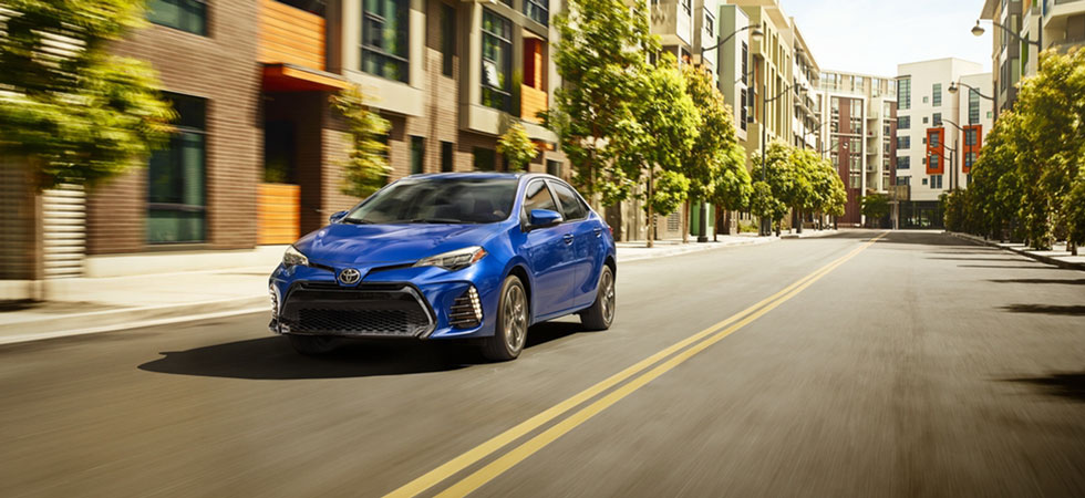 2018 Toyota Corolla is here at Rountree Moore Toyota serving Lake City and Gainesville FL