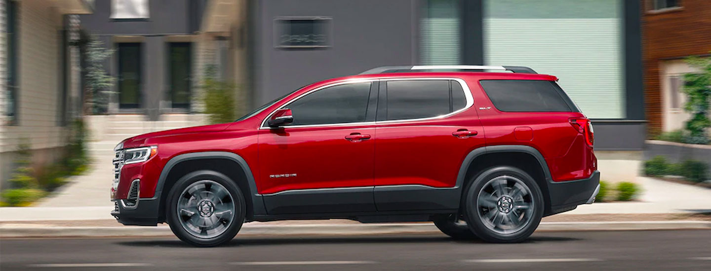 2020 Gmc Acadia Specs Features Gmc Research