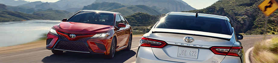 test-drive the 2018 Toyota Camry At Mountain States Toyota, Denver, Aurora, Colorado