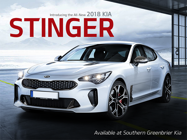 New Kia Stinger Virginia Beach, Lynnhaven, Norfolk, Newport News, Hampton Porstmouth