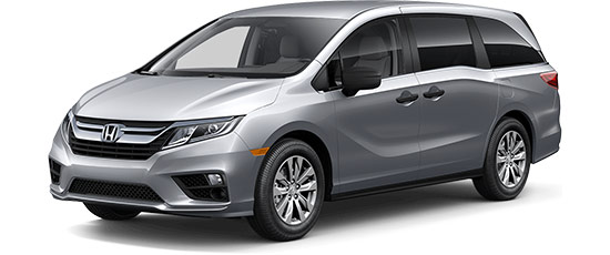 South Honda Odyssey