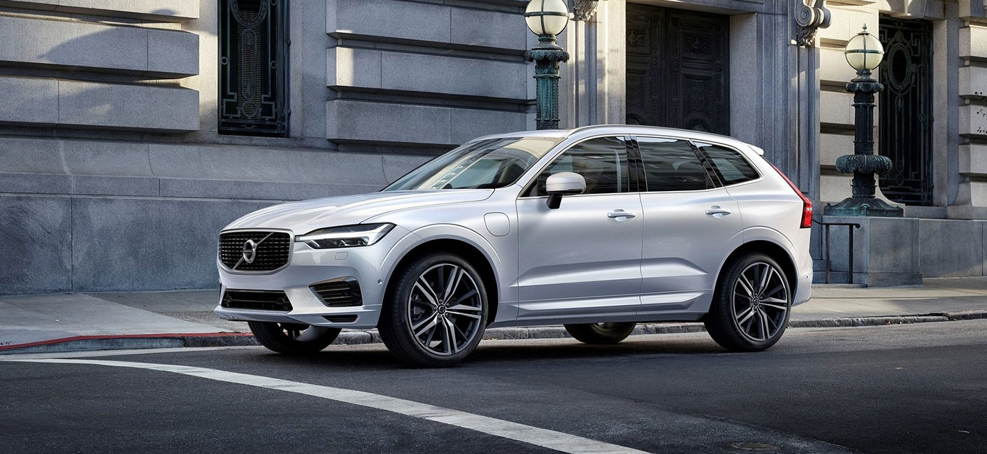 The 2019 Volvo XC60 is available at our Volvo dealership near Tampa