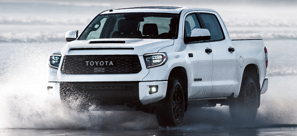 The 2019 Toyota Tundra TRD Pro is available at Toyota of Rock Hill
