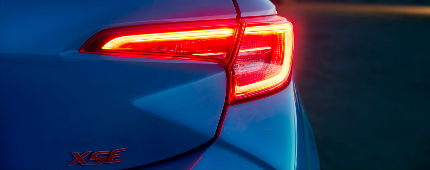 2019 Toyota Corolla Hatchback Exterior - Brake Light