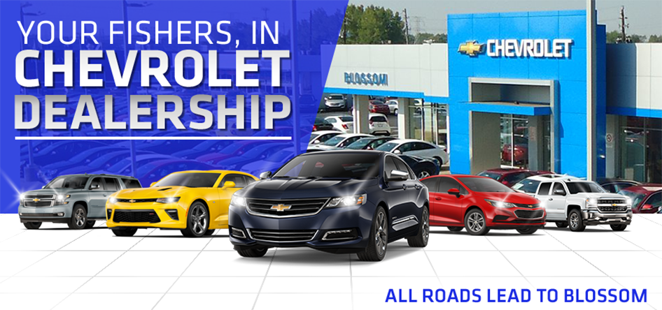 Blossom Chevrolet Serves Drivers In The Fishers, Indianapolis, Greenfield,  And Lawrence, IN