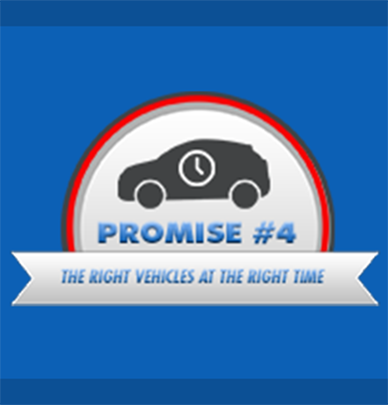 PROMISE 4 – BIG INVENTORY MORE CARS - FLAGSTAFF 7 PROMISES CUSTOMER SATISFACTION SUBARU ARIZONA
