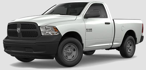 RAM 1500 Tradesman 4X2 at Crown Chrysler Dodge Jeep RAM of Dublin in Columbus, OH