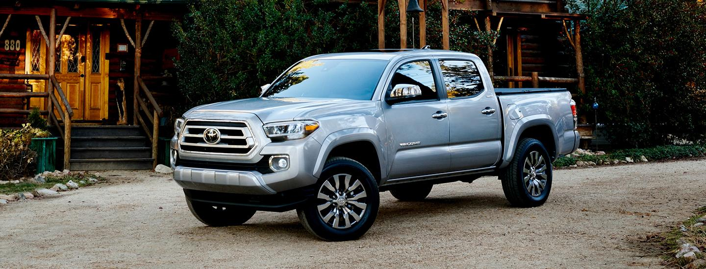 2020 Toyota Tacoma for sale at Spitzer Toyota Monroeville PA.