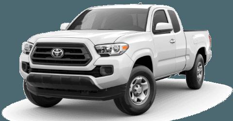 2020 Toyota Tacoma SR 4x2 Access Cab