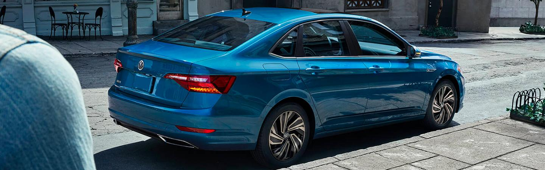 Picture of the 2020 Volkswagen Jetta