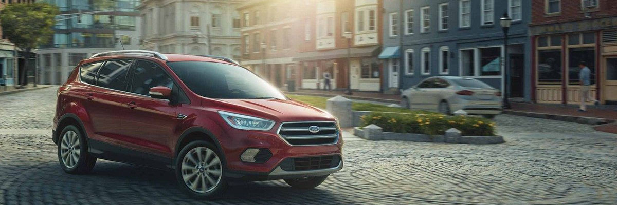 The 2018 Escape is available at Rivertown Ford in Columbus, GA