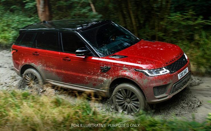 Land Rover Ranger Rover Sport