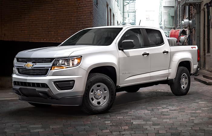 2020 Chevy Colorado for sale at Spitzer Chevy Amherst