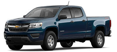 2020 Chevrolet Colorado Work Truck