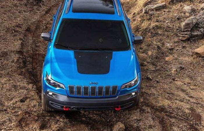2020 Jeep Cherokee at Spitzer Jeep Cleveland