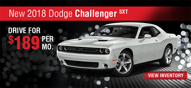 2017 DODGE CHALLENGER SXT Naples Chrysler Dodge Jeep RAM Naples, FLorida