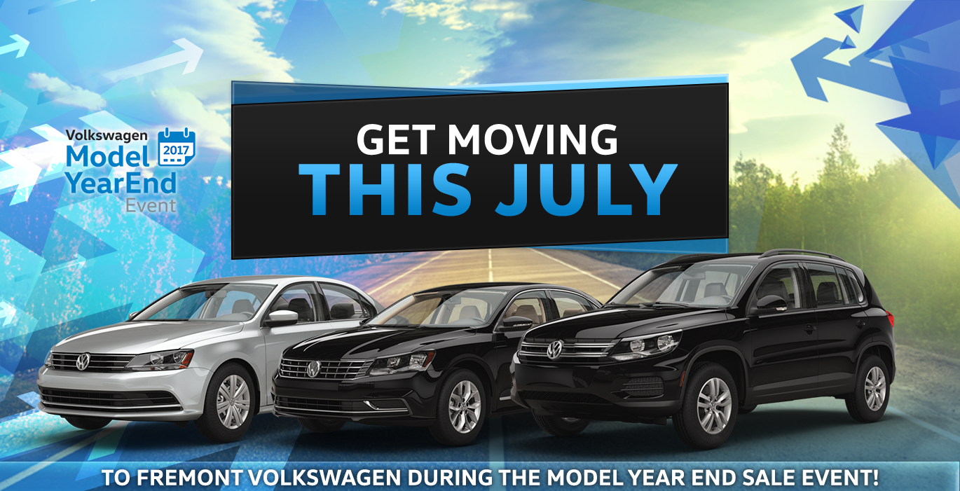 Volkswagen end of year sale