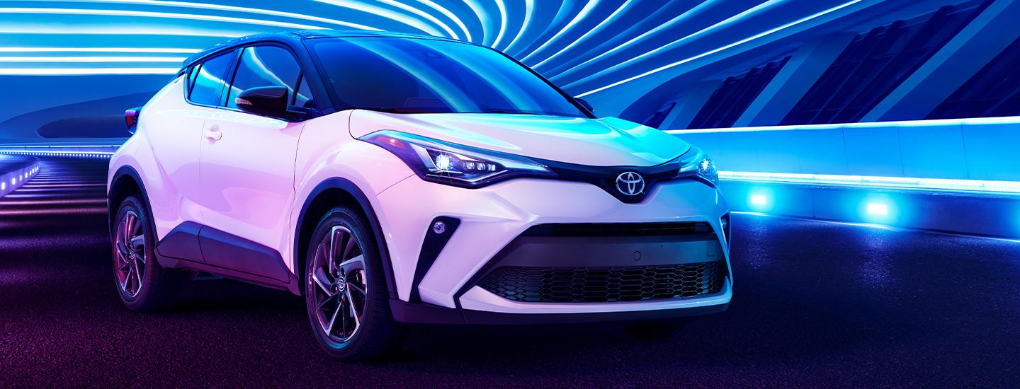 2020 Toyota C-HR for sale at Rountree Moore Toyota in Lake City, FL