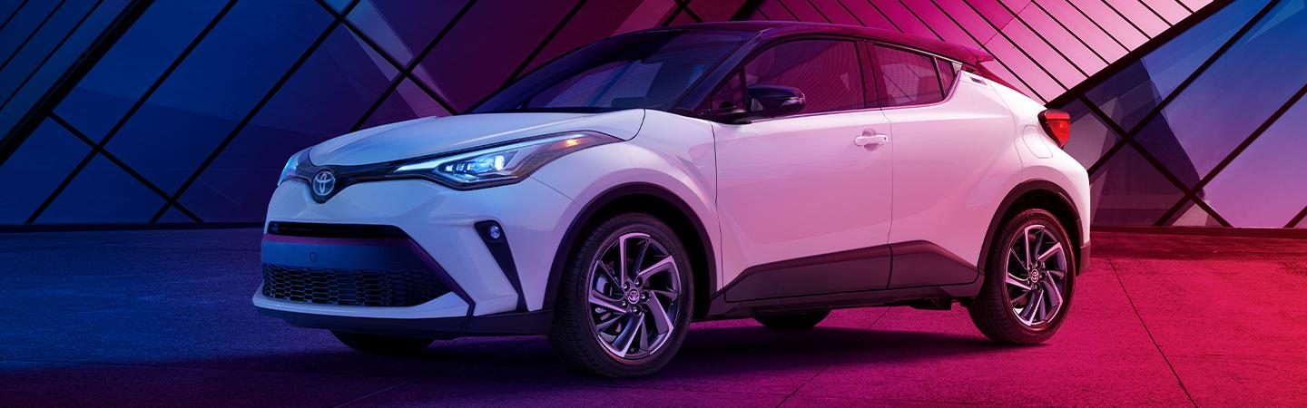 Picture of the 2020 Toyota C-HR